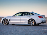 Pictures of BMW 435i Gran Coupé M Sport Package ZA-spec (F36) 2014