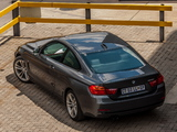 BMW 428i Coupé Sport Line ZA-spec (F32) 2013 wallpapers