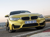 Wallpapers of BMW M4 Coupé ZA-spec (F82) 2014