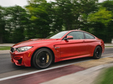 Wallpapers of 2015 BMW M4 Coupé US-spec (F82) 2014