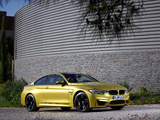 BMW M4 Coupé (F82) 2014–17 wallpapers