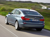 BMW 530d Gran Turismo (F07) 2009–13 images