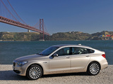 BMW 535i Gran Turismo (F07) 2009–13 images