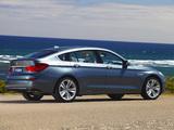 BMW 535i Gran Turismo AU-spec (F07) 2009–13 images