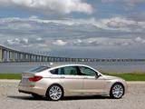 BMW 550i Gran Turismo (F07) 2009–13 images