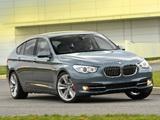 BMW 550i Gran Turismo US-spec (F07) 2009–13 photos