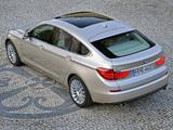 BMW 535i Gran Turismo (F07) 2009–13 photos