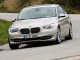 BMW 550i Gran Turismo (F07) 2009–13 photos
