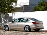 BMW 550i Gran Turismo (F07) 2009–13 pictures