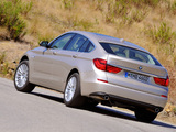 BMW 535i Gran Turismo (F07) 2009–13 pictures