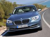 BMW 530d Gran Turismo (F07) 2009–13 pictures