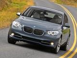 BMW 550i Gran Turismo US-spec (F07) 2009–13 pictures