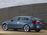 BMW 535i Gran Turismo AU-spec (F07) 2009–13 pictures