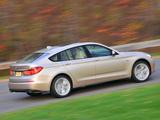 BMW 550i Gran Turismo US-spec (F07) 2009–13 wallpapers