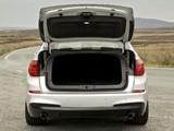 BMW 5 Series Gran Turismo M Sport Package UK-spec (F07) 2011–13 images