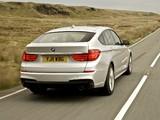 BMW 5 Series Gran Turismo M Sport Package UK-spec (F07) 2011–13 photos