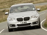 BMW 5 Series Gran Turismo M Sport Package UK-spec (F07) 2011–13 pictures