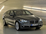 BMW 535i xDrive Gran Turismo Luxury Line (F07) 2013 images