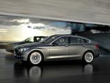 BMW 535i xDrive Gran Turismo Luxury Line (F07) 2013 photos