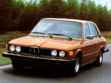 BMW 530i Sedan US-spec (E12) 1974–77 wallpapers