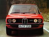 BMW 528 Sedan (E12) 1975–77 images
