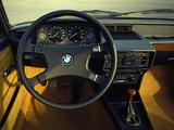 BMW 525 Sedan (E12) 1976–81 pictures