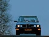 BMW 528i Sedan ZA-spec (E12) 1977–81 photos