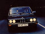 BMW 528i Sedan EU-spec (E12) 1977–81 wallpapers