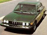 BMW 528i Sedan US-spec (E12) 1978–81 pictures