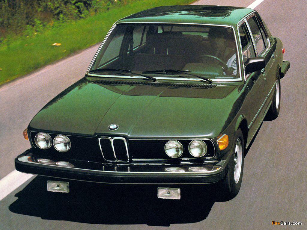 BMW 528i Sedan (E12) 1977-81 photos (1024x768)