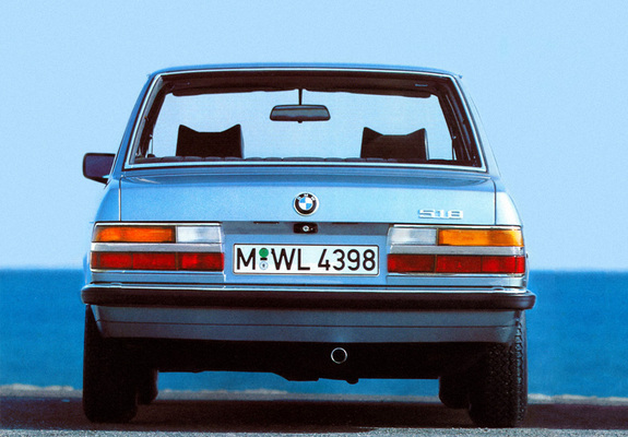 Bmw 518  E28  1981 U201384 Pictures