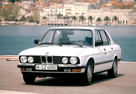 Bmw 524td E28 198387 Images