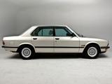 BMW 525e UK-spec (E28) 1983–87 images
