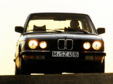 BMW 524td (E28) 1983–87 pictures