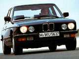 BMW 524td (E28) 1983–87 wallpapers