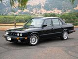 BMW M5 US-spec (E28) 1986–87 images