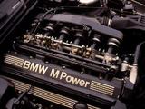 BMW M5 US-spec (E34) 1989–92 images