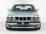 BMW 535i Sport (E34) 1989–93 pictures