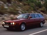 BMW 5 Series Touring (E34) 1992–95 photos