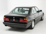 BMW 540i UK-spec (E34) 1992–95 photos