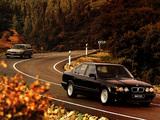 BMW 530i Sedan (E34) 1992–95 pictures