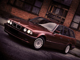 BMW 5 Series Touring (E34) 1992–95 pictures