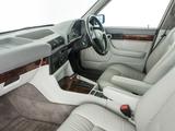 BMW 540i UK-spec (E34) 1992–95 pictures