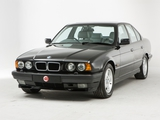 BMW 540i UK-spec (E34) 1992–95 wallpapers