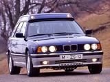 BMW 530iX Enduro Touring (E34) 1993 pictures