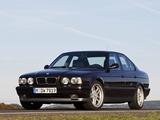 BMW M5 Sedan (E34) 1994–95 images