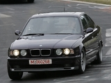 BMW M5 Sedan (E34) 1994–95 photos
