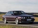BMW M5 Sedan (E34) 1994–95 pictures