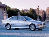 BMW 5 Series Sedan (E39) 1995–2003 images
