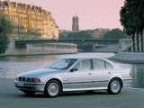 BMW 5 Series Sedan (E39) 1995–2003 photos